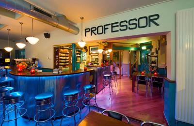 De Professor in Hilversum - coffeeshop